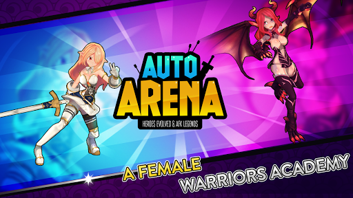 Code Triche Auto Arena: Idle Arena & AFK Epic heroes APK MOD (Astuce) screenshots 1