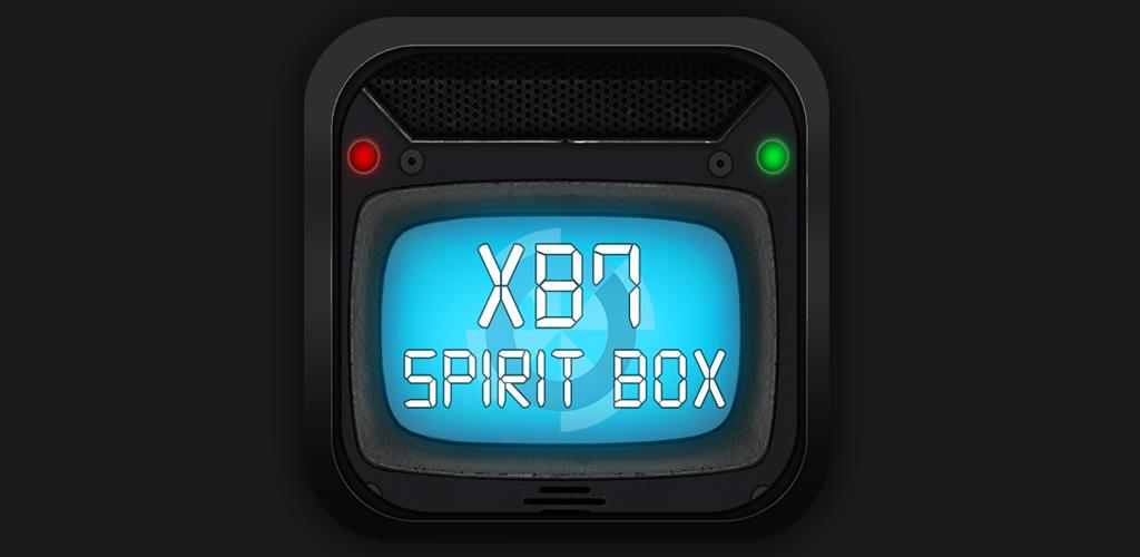 XB7 Pro Spirit Box APK - Download APK Version 1 0