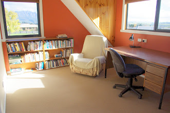 Photo: Study nook upstairs