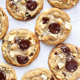 Double Chocolate Macadamia Cookies Recipe