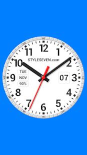 Analog Clock Constructor-7 - náhled