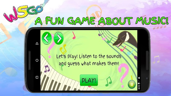 Music & Musical Instruments for Children- screenshot thumbnail