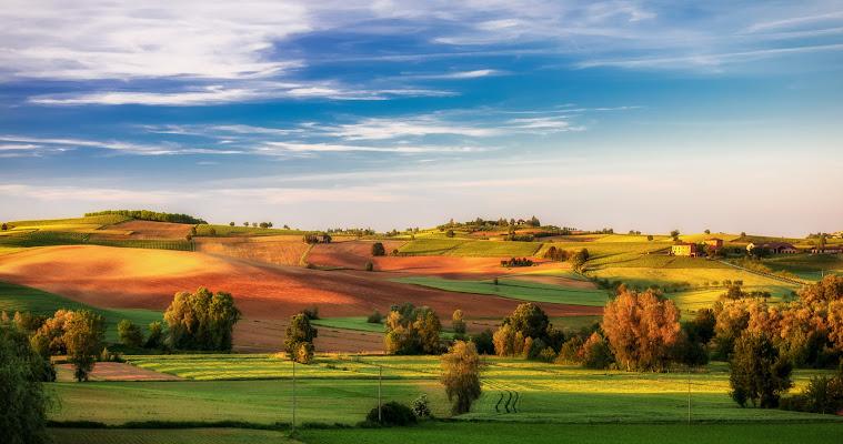 Paese mio che stai sulla collina... di Barbara Surimi