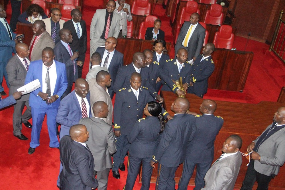 NAIROBI: MCAs restricted from travelling to UAE over Sh2 million debt