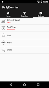 Download Daily Exercise for Windows Phone apk screenshot 5