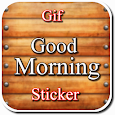 Gif Good Morning Stickers icon