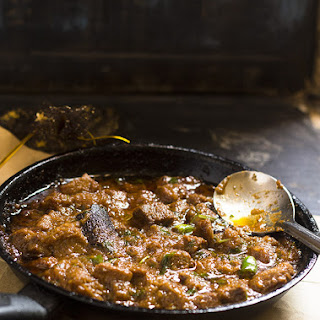 Khara Masala Gosht, Mutton Masala Recipe, Pakistani