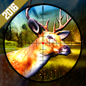 Deer Jungle Sniper Hunt
