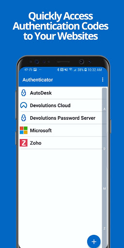 Devolutions Authenticator 2020.2.0 screenshots 3