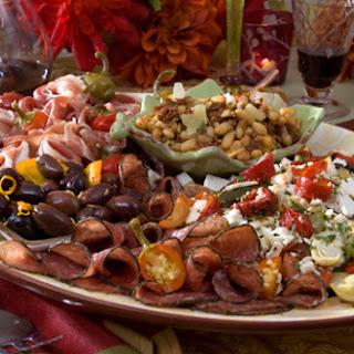 Tuscan Antipasto Platter