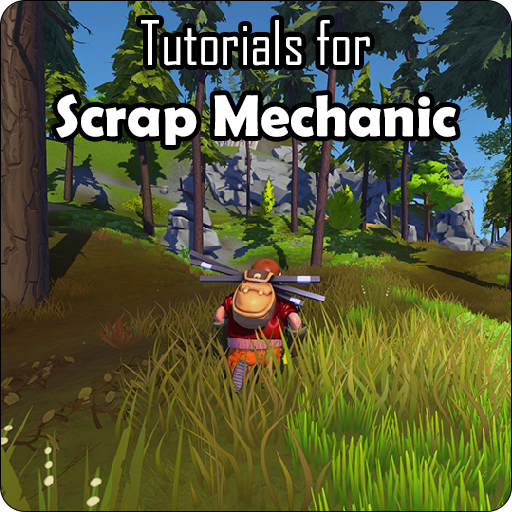 New Guide For Scrap Mechanic - Android Apps on Google Play