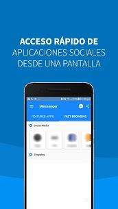 La aplicación Messenger 3