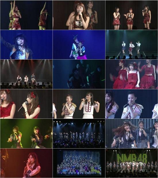 (LIVE)(720p) NMB48 チームN「目撃者」公演 溝川実来 卒業公演 Live 720p 180327
