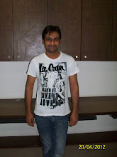 Photo: Nilesh also makes his first Geek Shirt entry