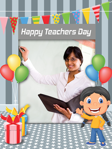 Teachers' Day Photo Frames