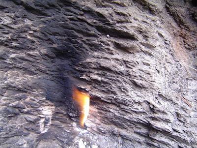 La fontaine ardente de Biviers