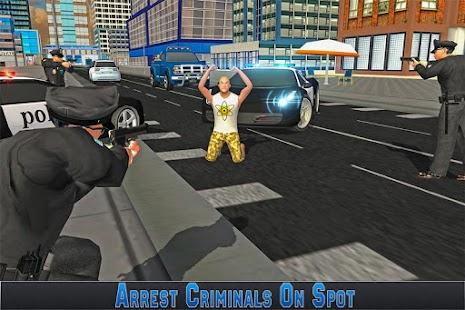 Crime Police Gangster Chase Simulator - náhled