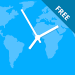 Free World Time Clock: Powerful Timezone Converter 1.2