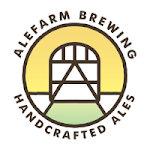 Logo for Alefarm Brewing Handcrafted Ales
