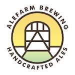 Logo for Alefarm Brewing Handcrafted Ales