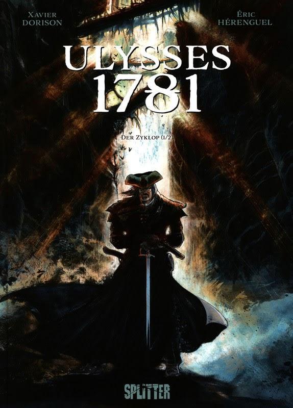 Ulysses 1781 (2016) - komplett