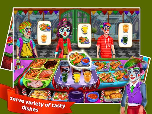 Télécharger Cooking Joker: Food Fever Restaurant Craze Kitchen mod apk screenshots 2