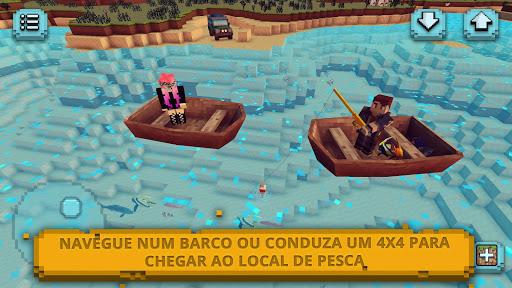 Peixes Quadrados Jogo De Pesca