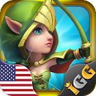 Castle Clash: Héroes del Imperio US icon