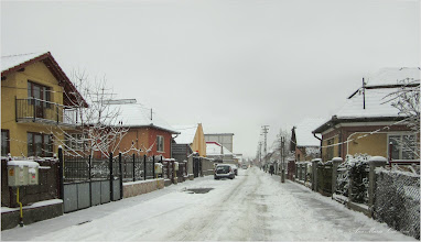 Photo: Turda - Str. Detunata  - 2019.01.11