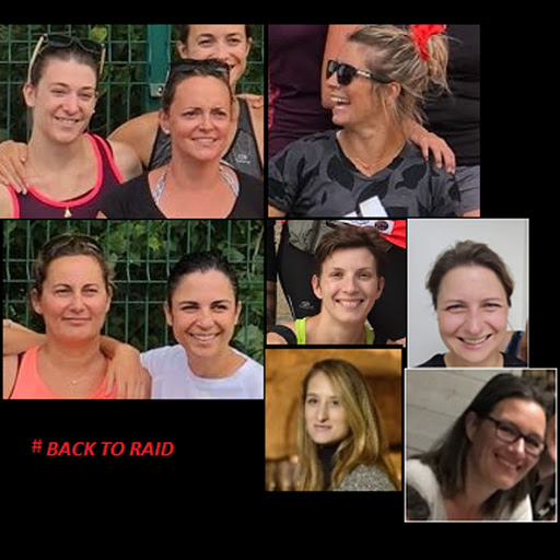 L'équipe Back To Raid participe au Run in Reims pour soutenir L'Arche à Reims !