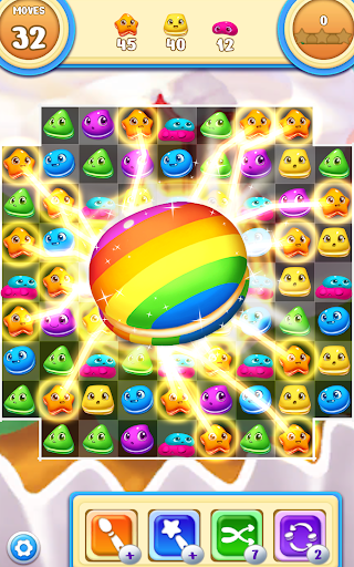 Macaron Pop : Sweet Match3 Puzzle android2mod screenshots 15