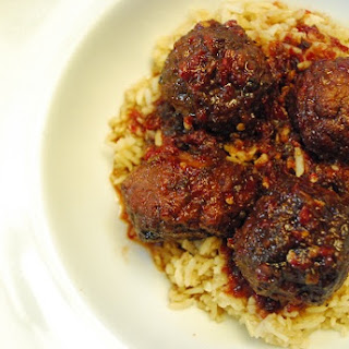Sweet and Spicy Meatballs Crock Pot