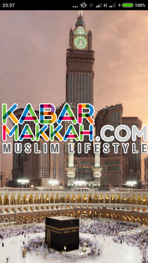 Kabar Makkah- screenshot
