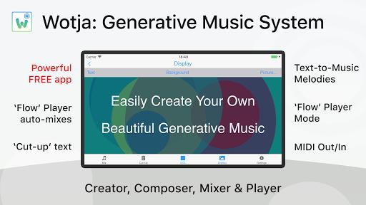 Wotja: Generative Music System 19.0.9 screenshots 2