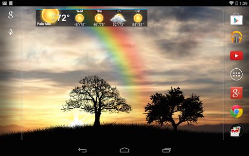 Sun Rise Free Live Wallpaper screenshot 7