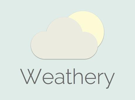 Weathery (weather)