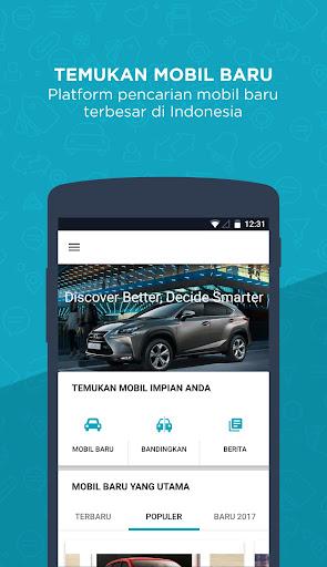 Harga Mobil Baru - OTO.com  screenshots 1