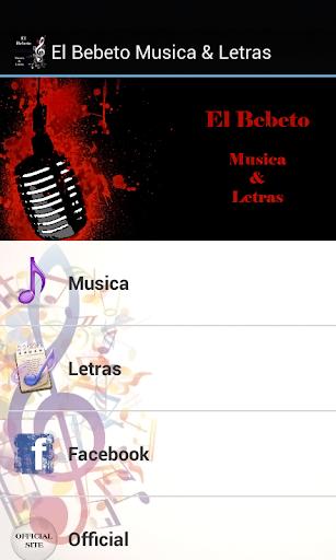 El Bebeto Musica Letras