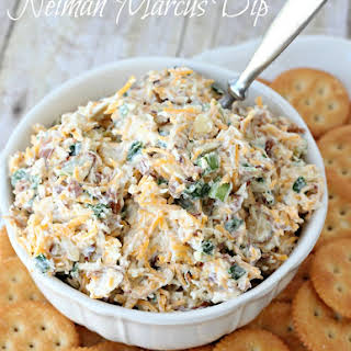 Neiman Marcus Dip {Super Bowl Must-Have}.