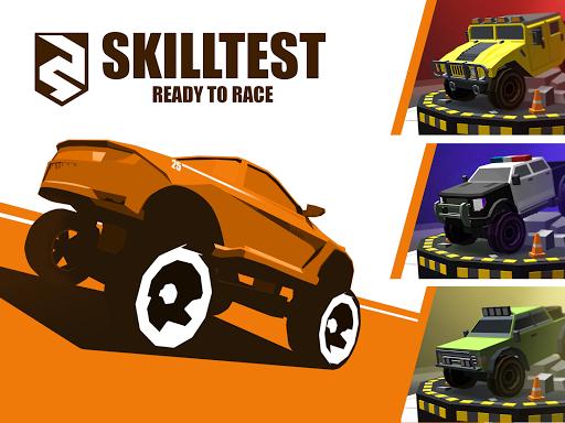 Skill Test - Extreme Stunts Racing Game 2020 apktram screenshots 12