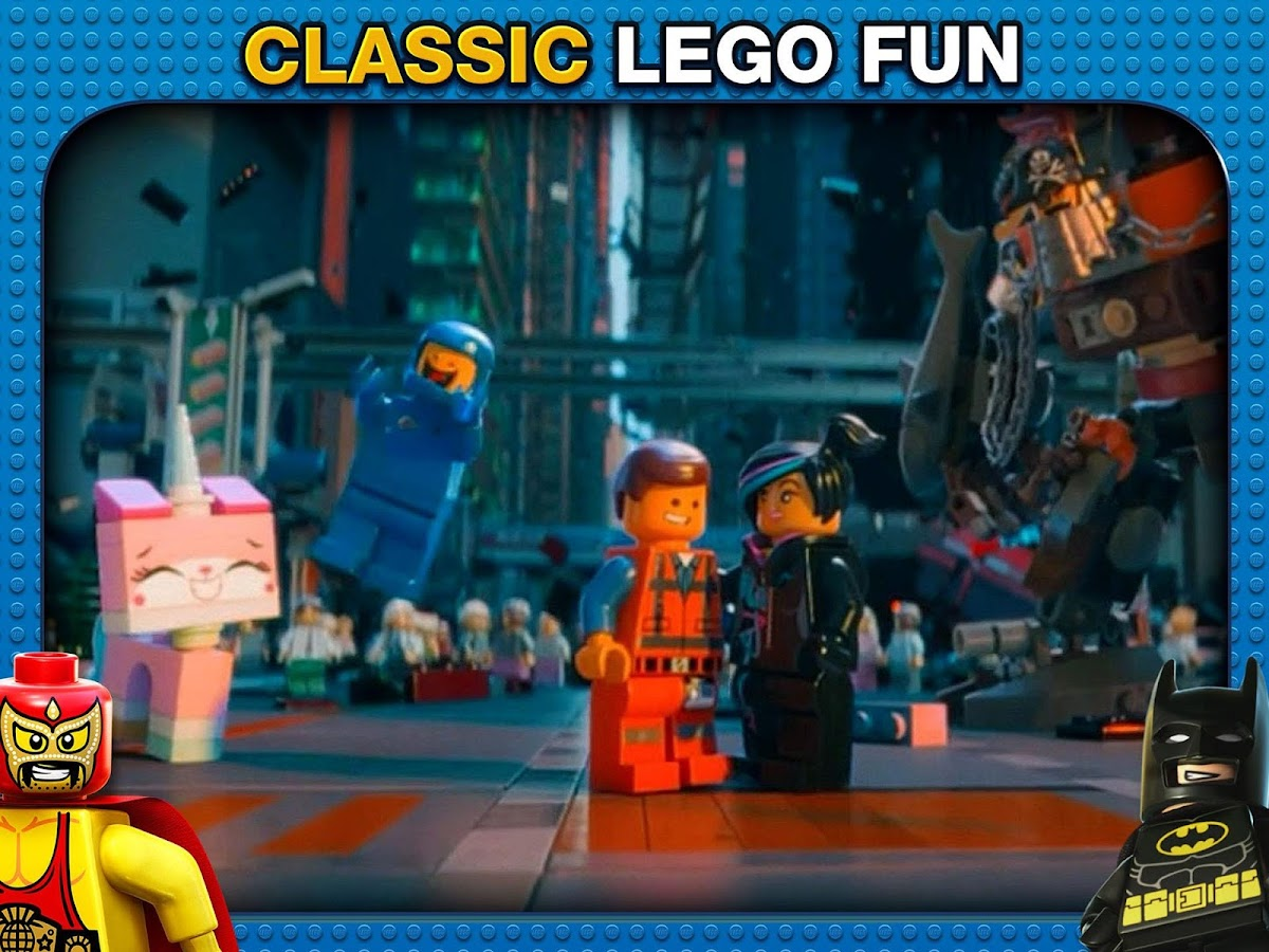 The LEGO ® Movie Video Game- screenshot