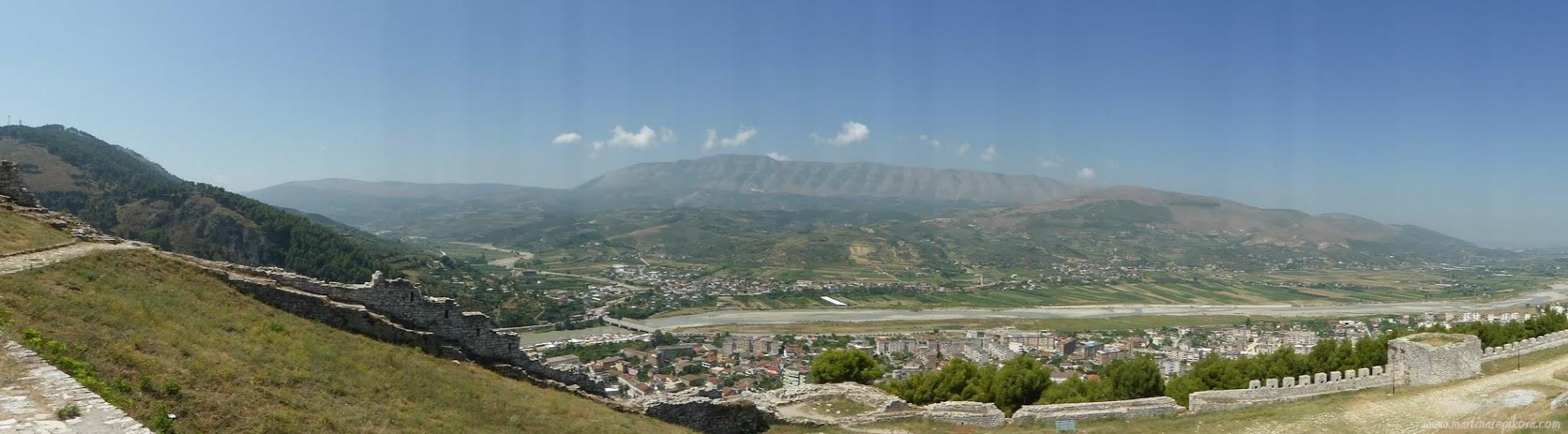 Berat, Albánsko