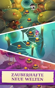Bubble Witch 3 Saga – Miniaturansicht des Screenshots