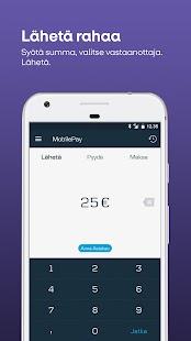 MobilePay FI - náhled
