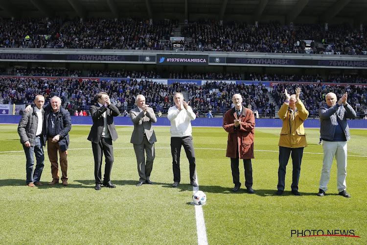 Quand Anderlecht battait West Ham United en finale de Coupe d'Europe