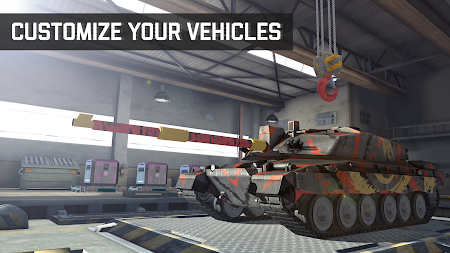 Massive Warfare: Aftermath APK screenshot thumbnail 5