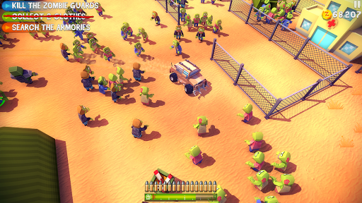 Dead Venture: Zombie Survival 1.2.1 screenshots 2