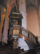 Photo: Stará kazateľnica v katedrále
