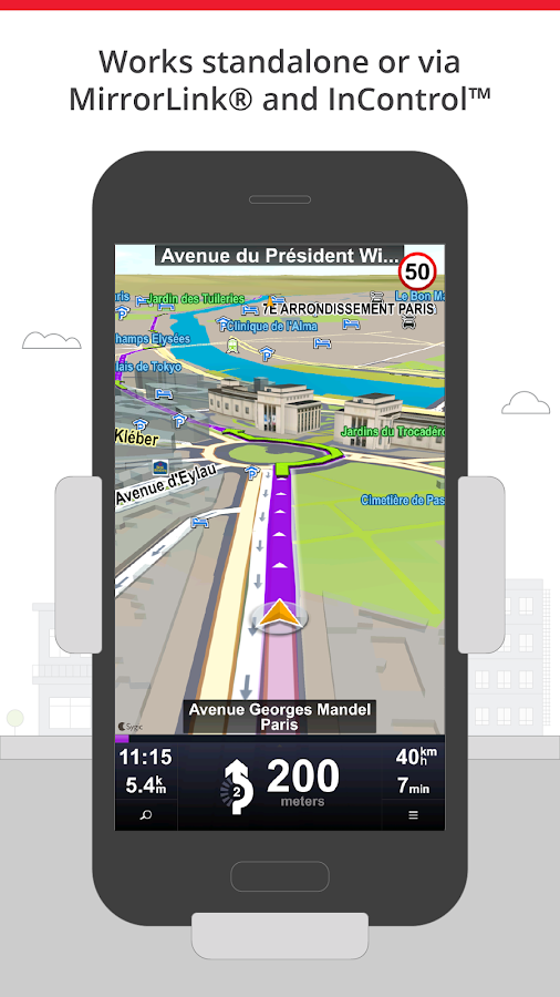 Sygic Car Navigation Android Apps On Google Play - Sygic gps review