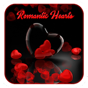 Romantic Cute Red Love Heart Theme